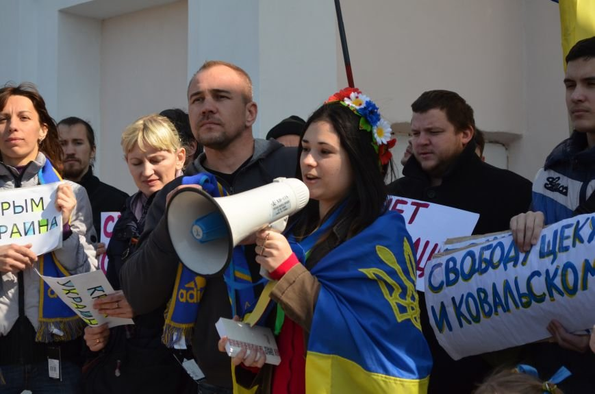 Противники Общекрымского референдума призвали симферопольцев... лепить вареники (ФОТО, ВИДЕО), фото-5