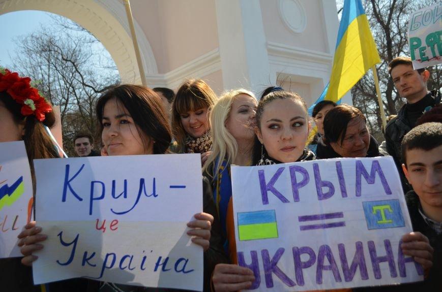 Противники Общекрымского референдума призвали симферопольцев... лепить вареники (ФОТО, ВИДЕО), фото-8