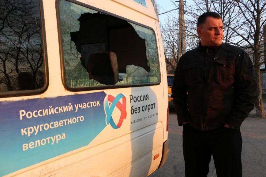 В Мариуполе пастор Мохненко прокомментировал инцидент с разбитым автобусом (ФОТО), фото-4