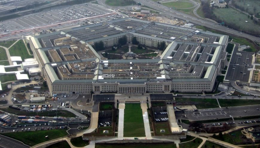 The Pentagon - January 2008
