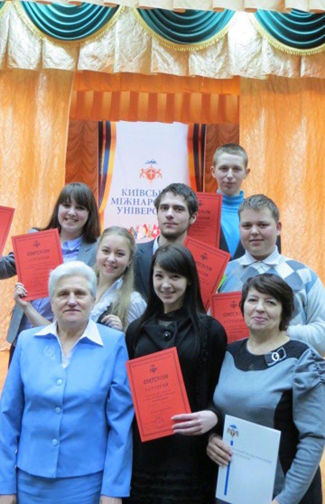 Красноармейские юные исследователи стали лучшими на Всеукраинской Универсиаде, фото-4