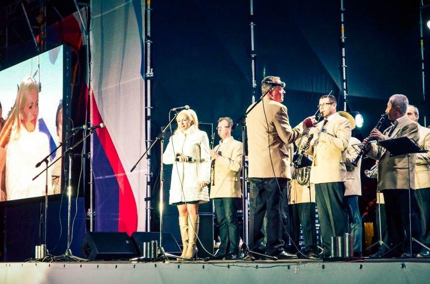 В Симферополе отпраздновали присоединение к России (ФОТО, ВИДЕО), фото-1