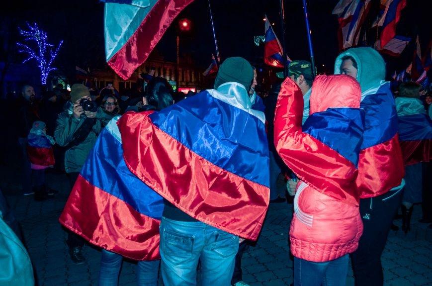 В Симферополе отпраздновали присоединение к России (ФОТО, ВИДЕО), фото-6