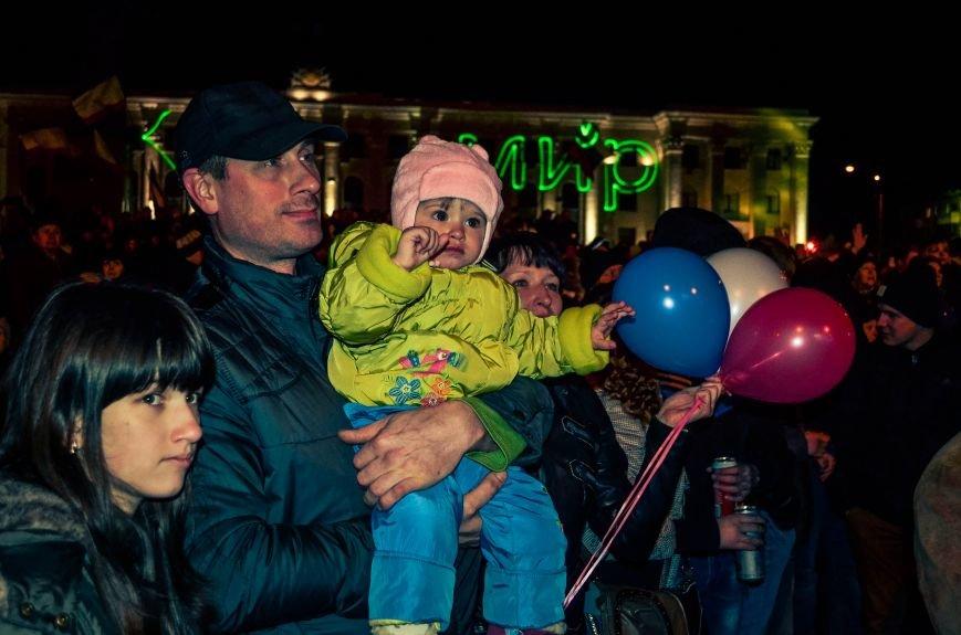 В Симферополе отпраздновали присоединение к России (ФОТО, ВИДЕО), фото-2