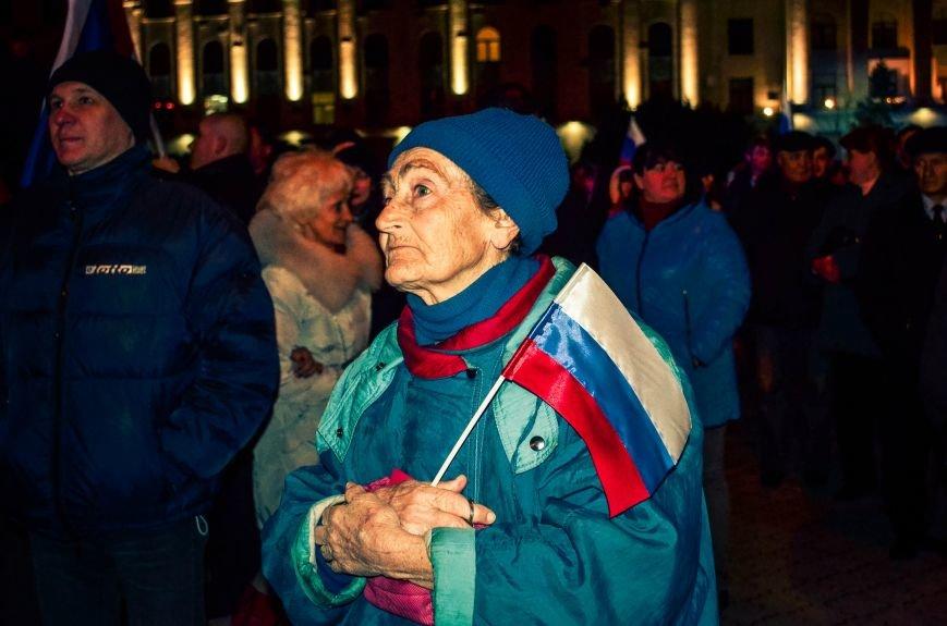 В Симферополе отпраздновали присоединение к России (ФОТО, ВИДЕО), фото-4