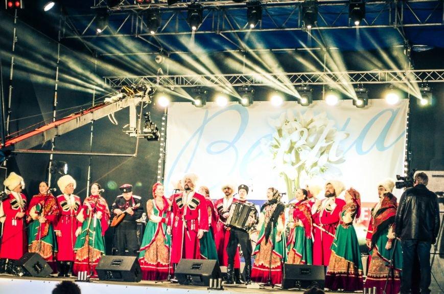 В Симферополе отпраздновали присоединение к России (ФОТО, ВИДЕО), фото-10
