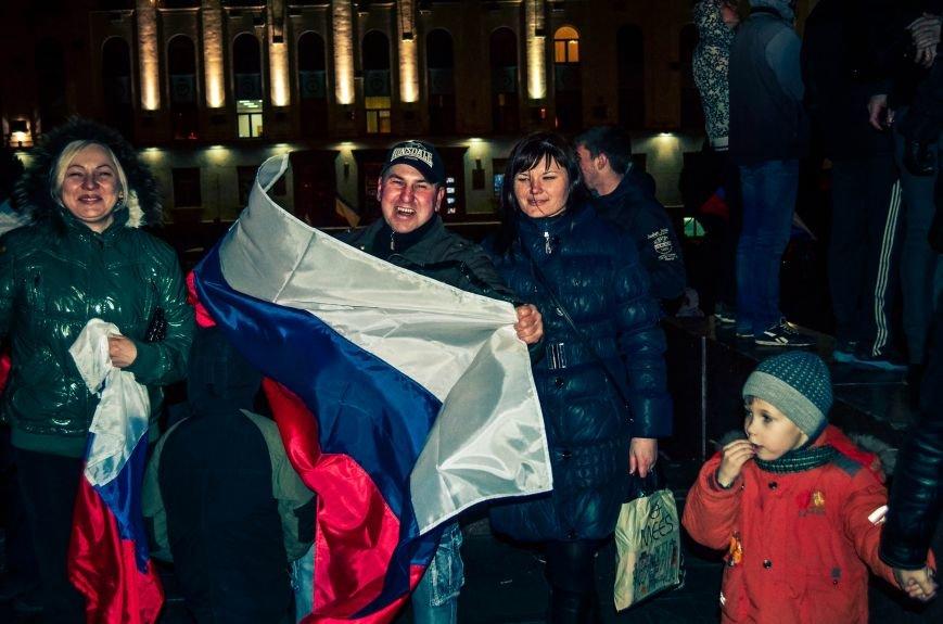 В Симферополе отпраздновали присоединение к России (ФОТО, ВИДЕО), фото-5