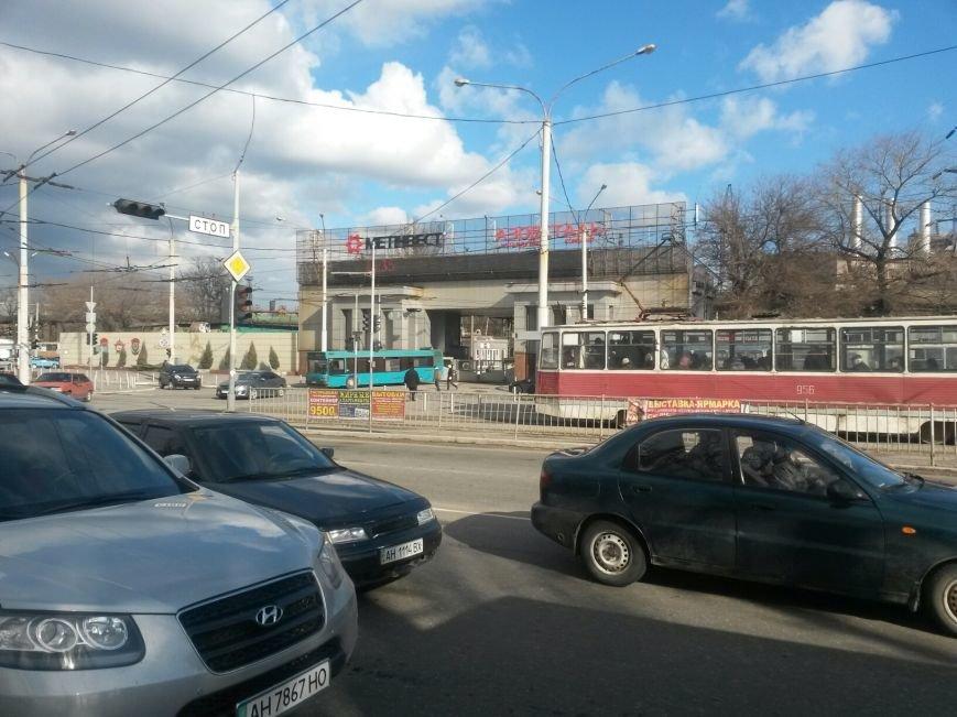 В Мариуполе участники митинга заблокировали пост-мост. Встречали оружие (ФОТО+ Дополнено), фото-13