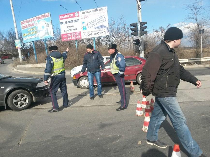 В Мариуполе участники митинга заблокировали пост-мост. Встречали оружие (ФОТО+ Дополнено), фото-16