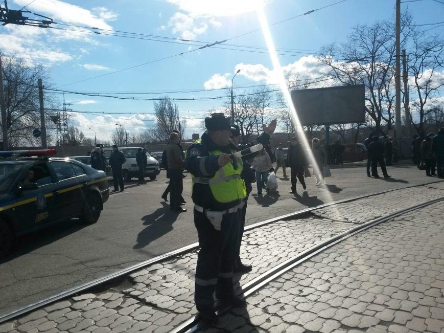В Мариуполе участники митинга заблокировали пост-мост. Встречали оружие (ФОТО+ Дополнено), фото-18