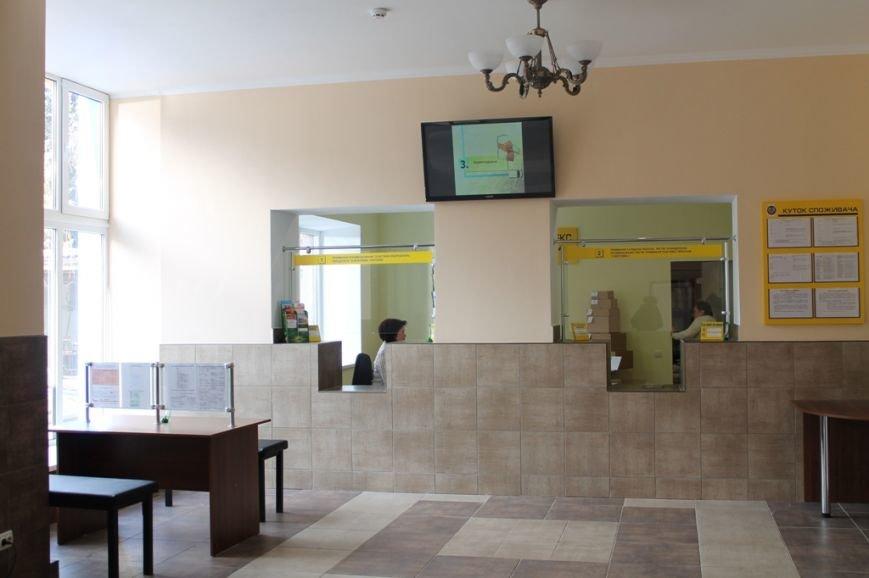 В Артемовске после реконструкции открыли центральное отделение «Укрпочты», фото-4