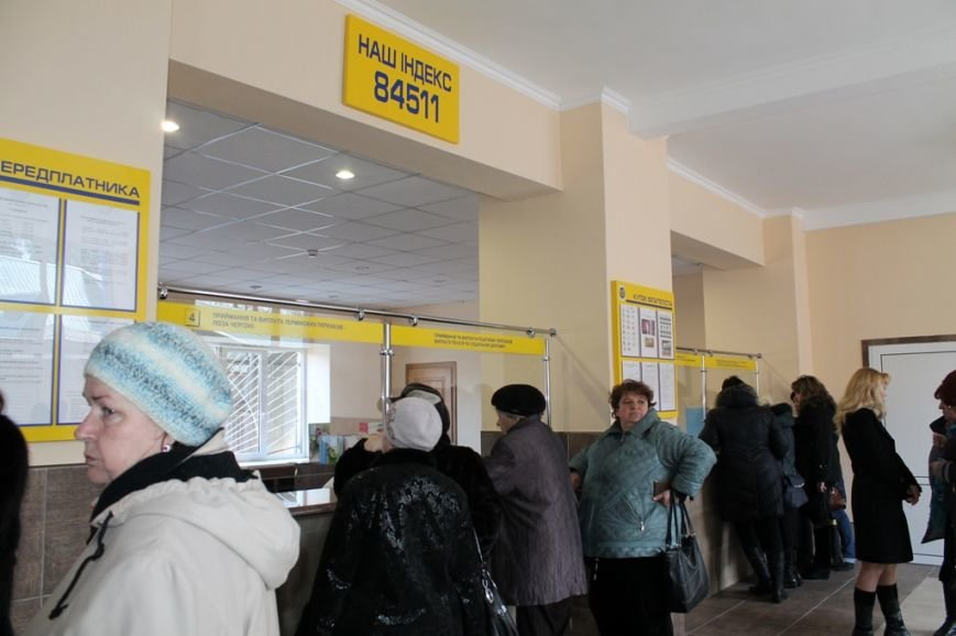 В Артемовске после реконструкции открыли центральное отделение «Укрпочты», фото-8