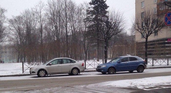 В Пушкине произошла авария, фото-1