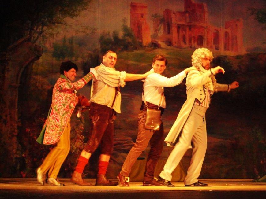 «Цыганский барон» покорил сердца мариупольских зрителей (ФОТО), фото-1