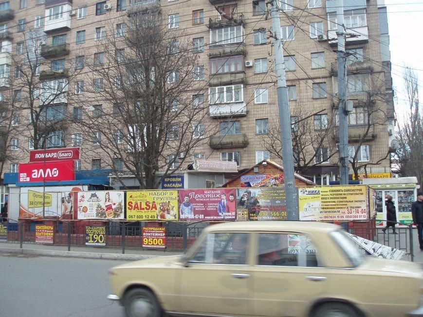 В Мариуполе застроили остановку (ФОТО), фото-4