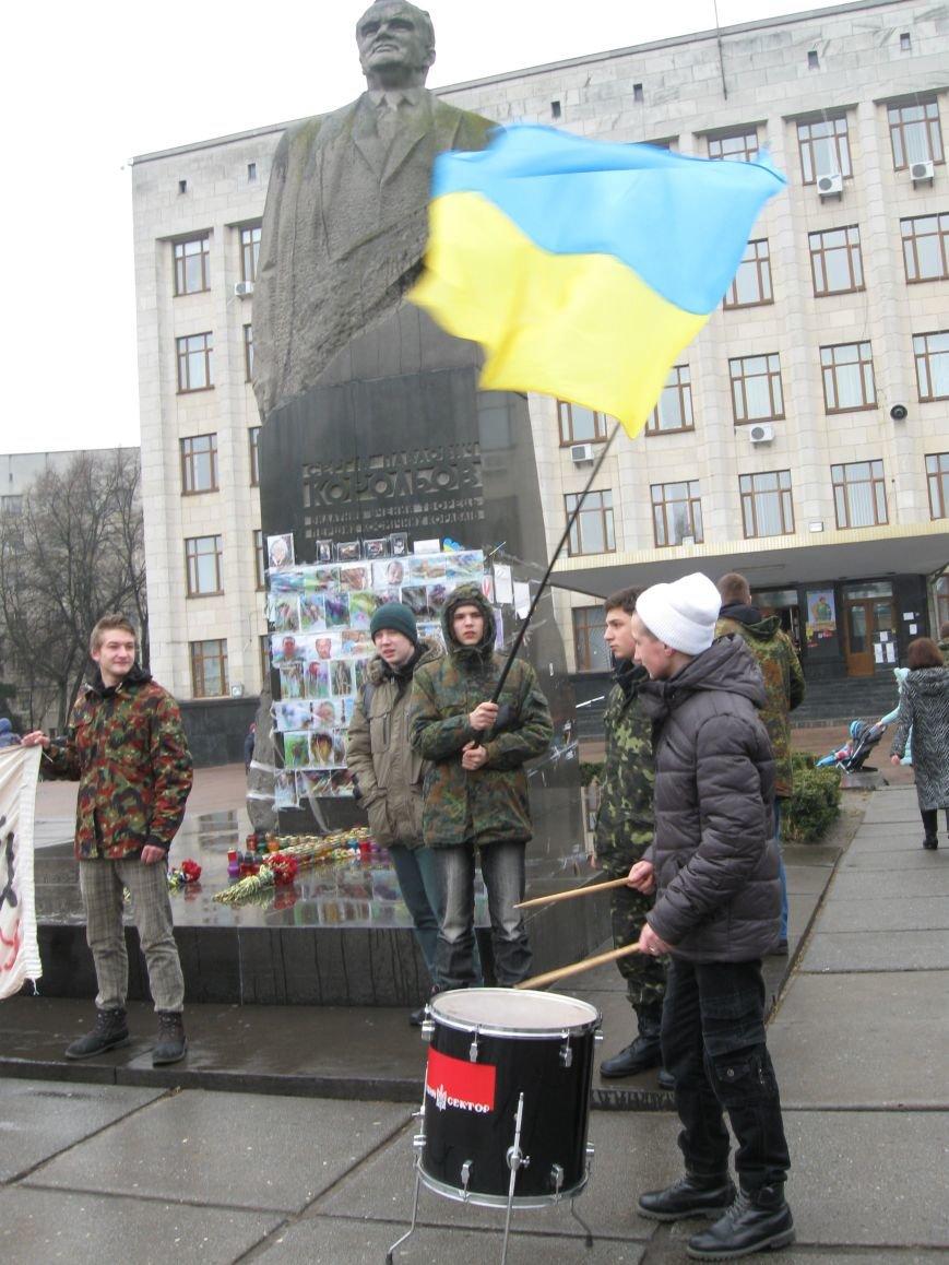 Житомир провів Всеукраїнську акцію «Голос народу» (ФОТОРЕПОРТАЖ), фото-18