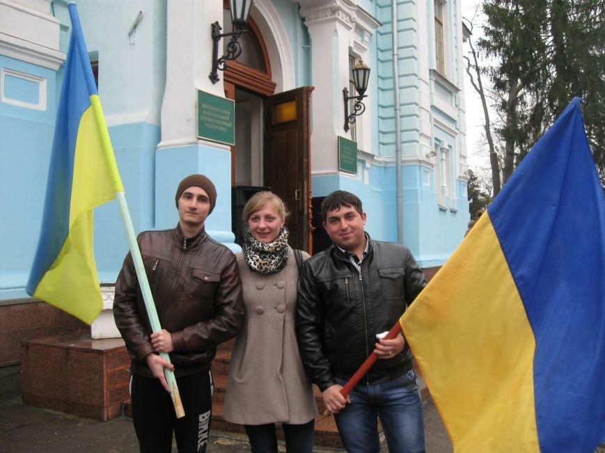 Житомир провів Всеукраїнську акцію «Голос народу» (ФОТОРЕПОРТАЖ), фото-9