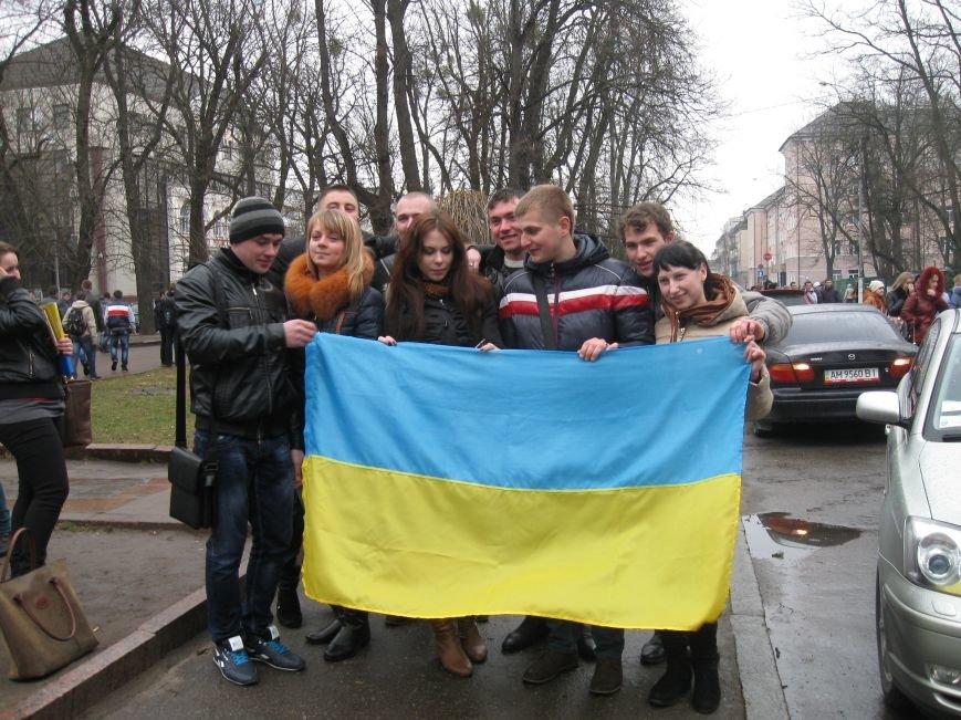 Житомир провів Всеукраїнську акцію «Голос народу» (ФОТОРЕПОРТАЖ), фото-12