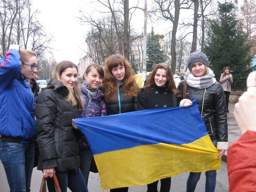 Житомир провів Всеукраїнську акцію «Голос народу» (ФОТОРЕПОРТАЖ), фото-11