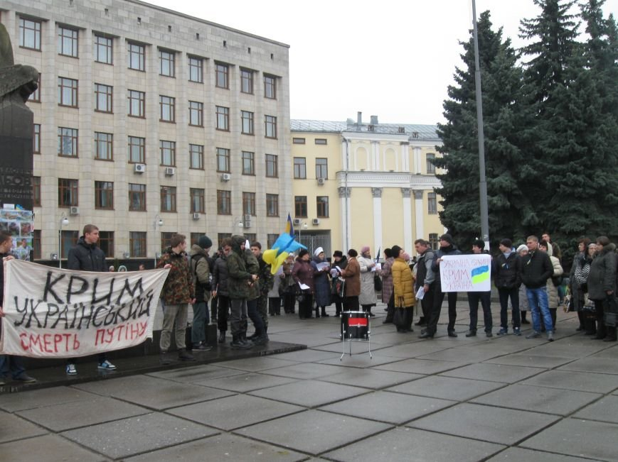 Житомир провів Всеукраїнську акцію «Голос народу» (ФОТОРЕПОРТАЖ), фото-15