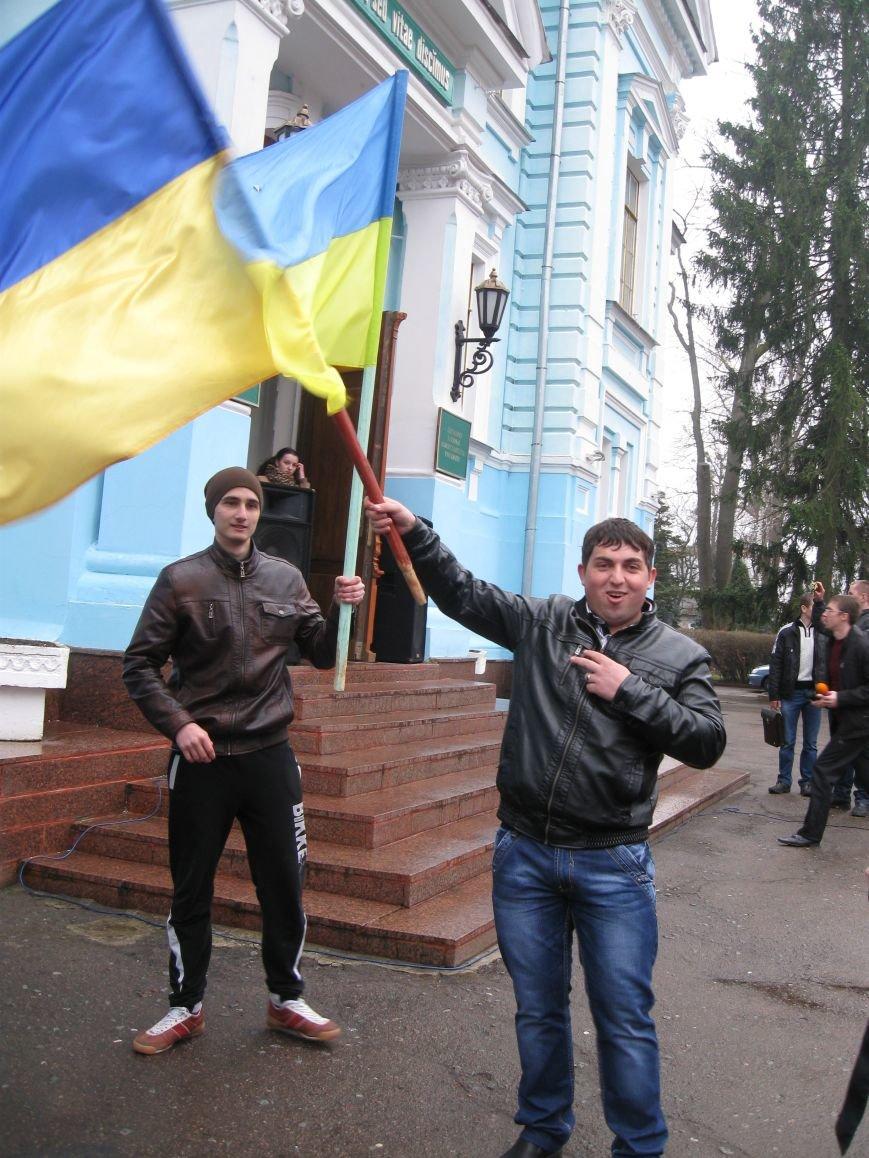 Житомир провів Всеукраїнську акцію «Голос народу» (ФОТОРЕПОРТАЖ), фото-8