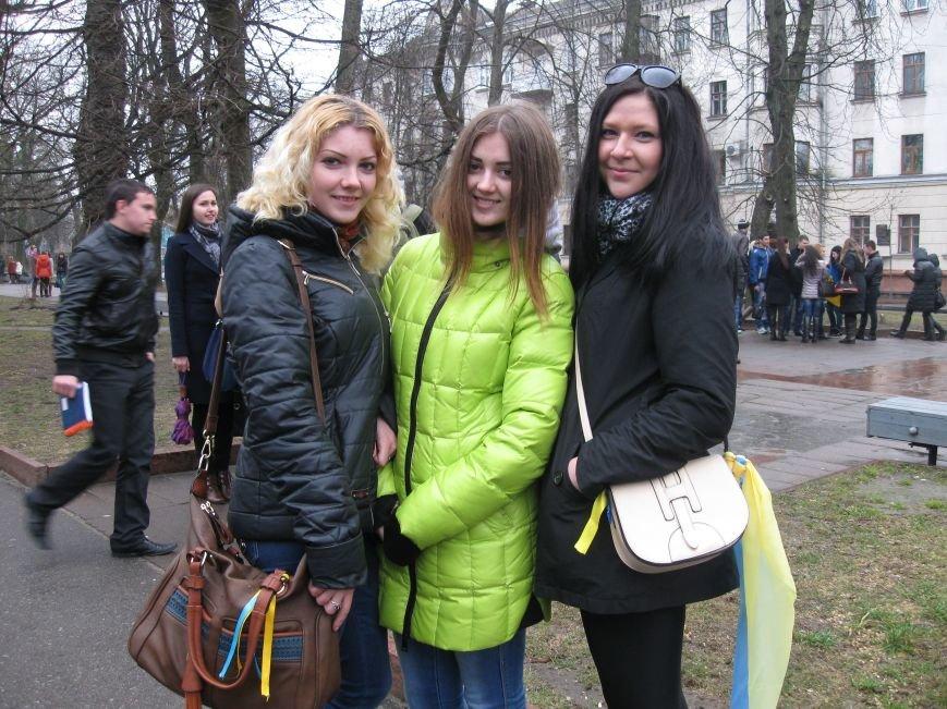 Житомир провів Всеукраїнську акцію «Голос народу» (ФОТОРЕПОРТАЖ), фото-13