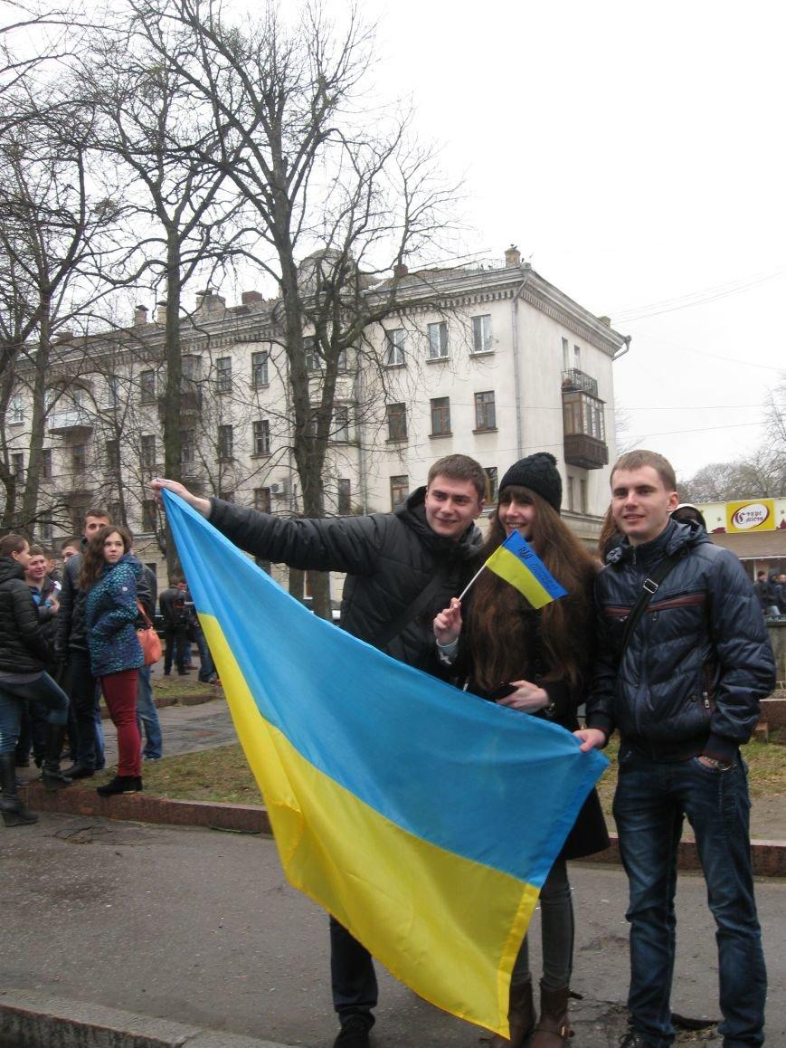 Житомир провів Всеукраїнську акцію «Голос народу» (ФОТОРЕПОРТАЖ), фото-7