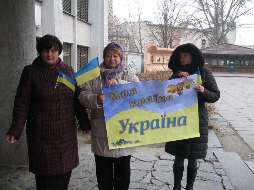 Житомир провів Всеукраїнську акцію «Голос народу» (ФОТОРЕПОРТАЖ), фото-5