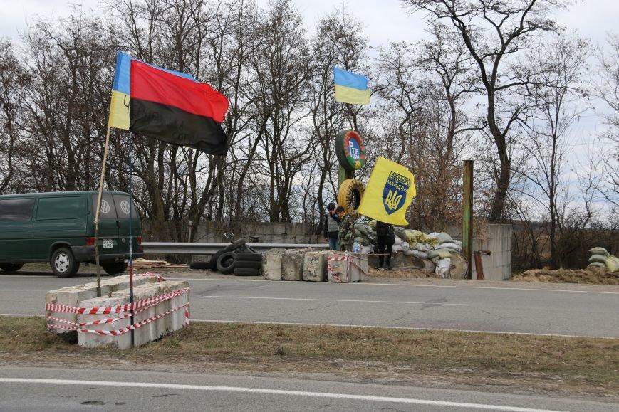 Чем живет блокпост Самообороны в Киселевке (ФОТО), фото-1