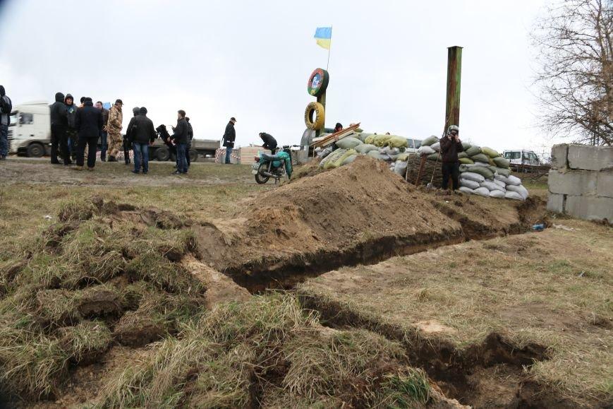 Чем живет блокпост Самообороны в Киселевке (ФОТО), фото-4