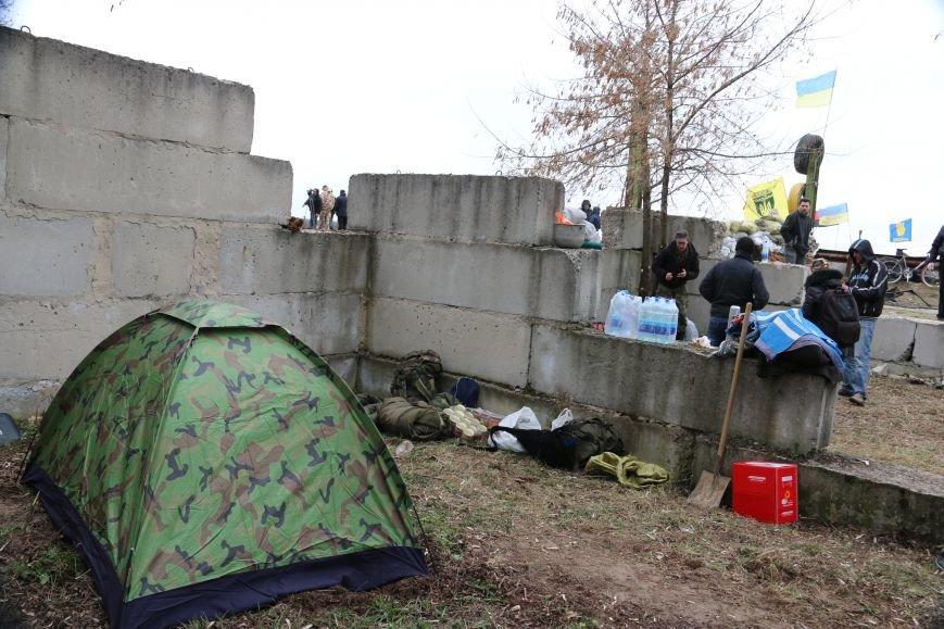 Чем живет блокпост Самообороны в Киселевке (ФОТО), фото-2