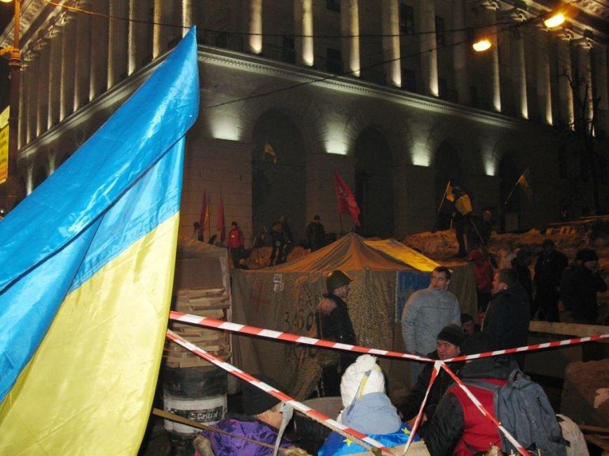 Участник Евромайдана, пенсионер из Артемовска благодарит Януковича за объединение Украины, фото-3