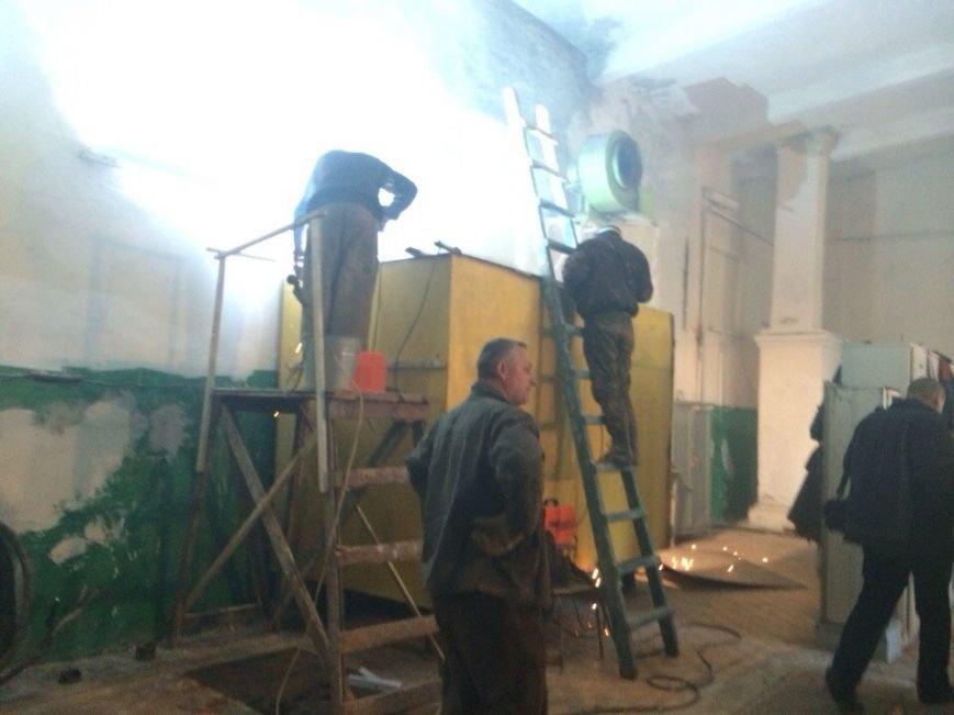 В Мариуполе  Горводоканал  показал первую автоматизированную станцию (ФОТО), фото-1
