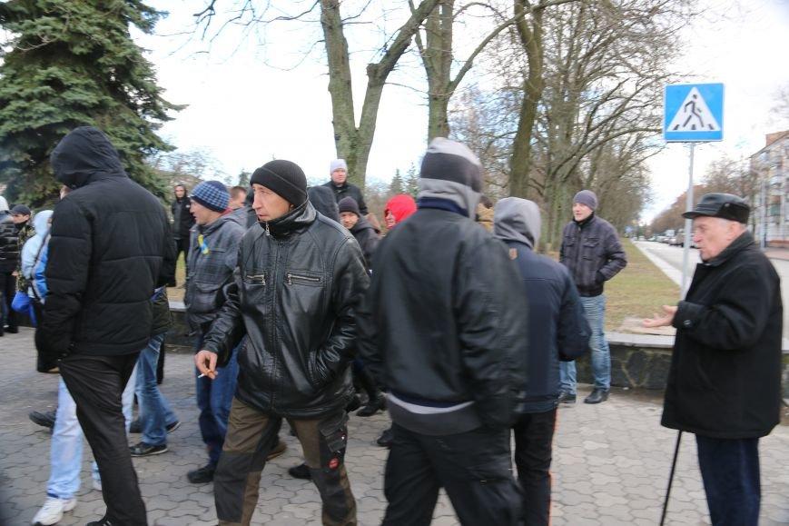 Жители Корюковки в Чернигове протестовали против нового руководителя района (ФОТО), фото-2