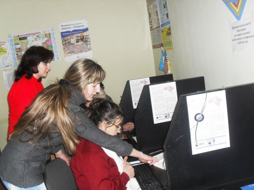 Відвідувачі учаться здійснювати безпечні покупки