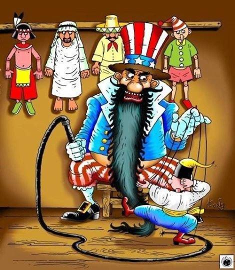 Язык международного общения: карикатуристы высказались о ситуации в Украине, России и Крыму (ФОТО), фото-3