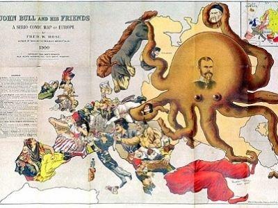 Язык международного общения: карикатуристы высказались о ситуации в Украине, России и Крыму (ФОТО), фото-6
