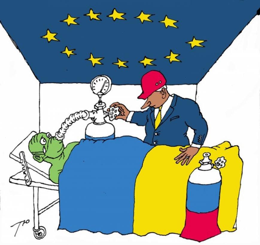 Язык международного общения: карикатуристы высказались о ситуации в Украине, России и Крыму (ФОТО), фото-1