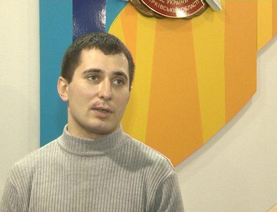 В Харькове иностранец едва не зарезал милиционера (ФОТО), фото-1
