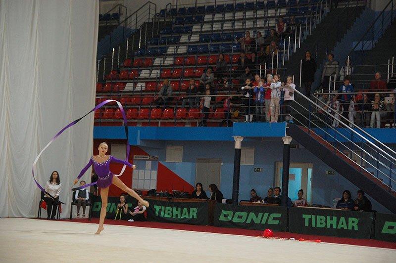 В Белгороде прошел чемпионат ЦФО по художественной гимнастике, фото-3
