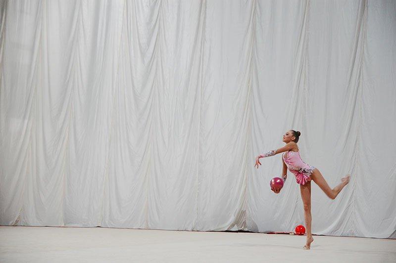 В Белгороде прошел чемпионат ЦФО по художественной гимнастике, фото-8