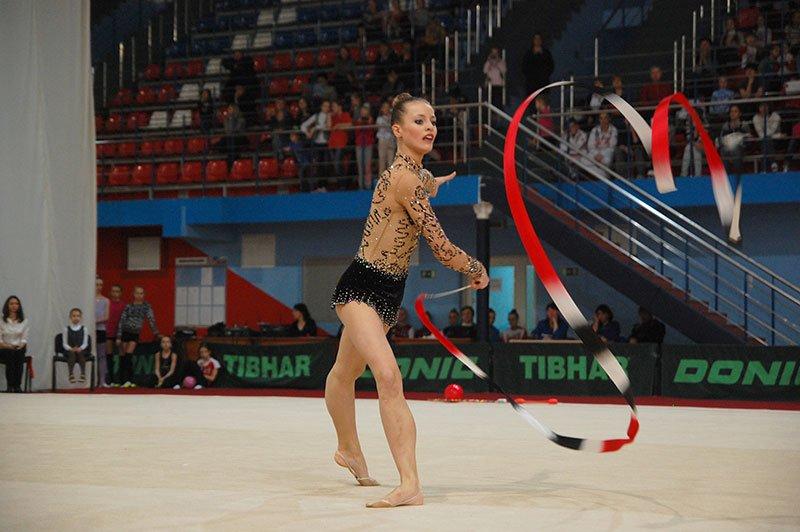 В Белгороде прошел чемпионат ЦФО по художественной гимнастике, фото-7
