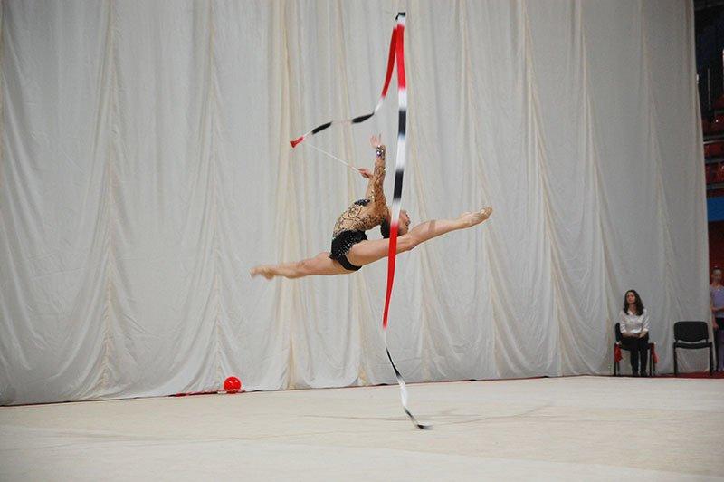 В Белгороде прошел чемпионат ЦФО по художественной гимнастике, фото-10