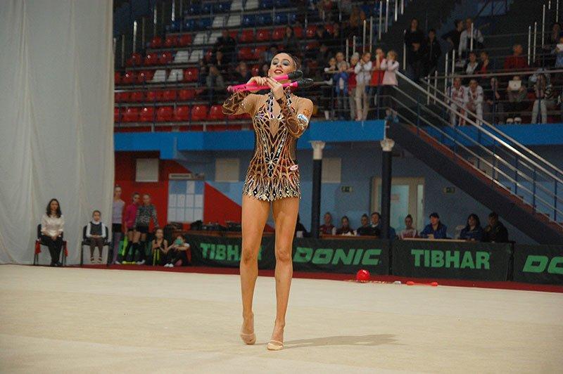 В Белгороде прошел чемпионат ЦФО по художественной гимнастике, фото-5