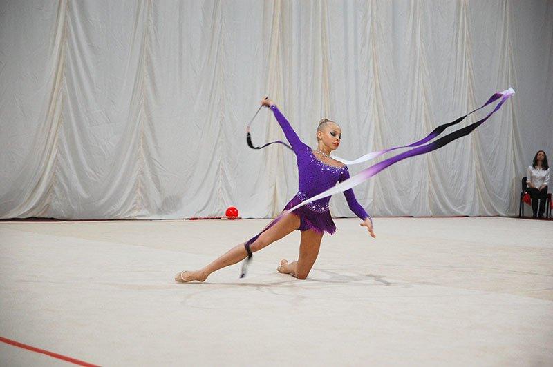 В Белгороде прошел чемпионат ЦФО по художественной гимнастике, фото-9