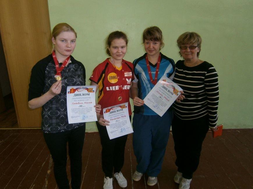 соревнования по настольному теннису, город Пушкин, Царское Село, 17-18 марта