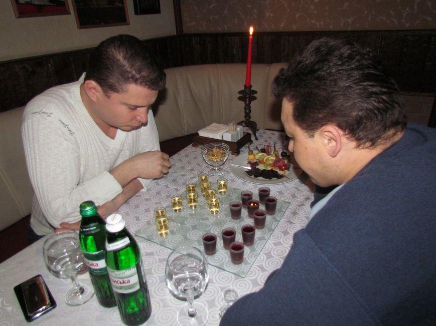 100 килограмм креветок - самому лучшему гроссмейстеру в … пьяные шашки! (ФОТО), фото-2