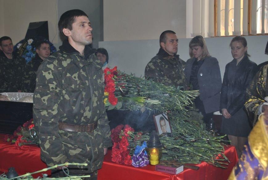 В Симферополе простились с убитыми 18 марта военным и бойцом самообороны Крыма (ФОТО), фото-2