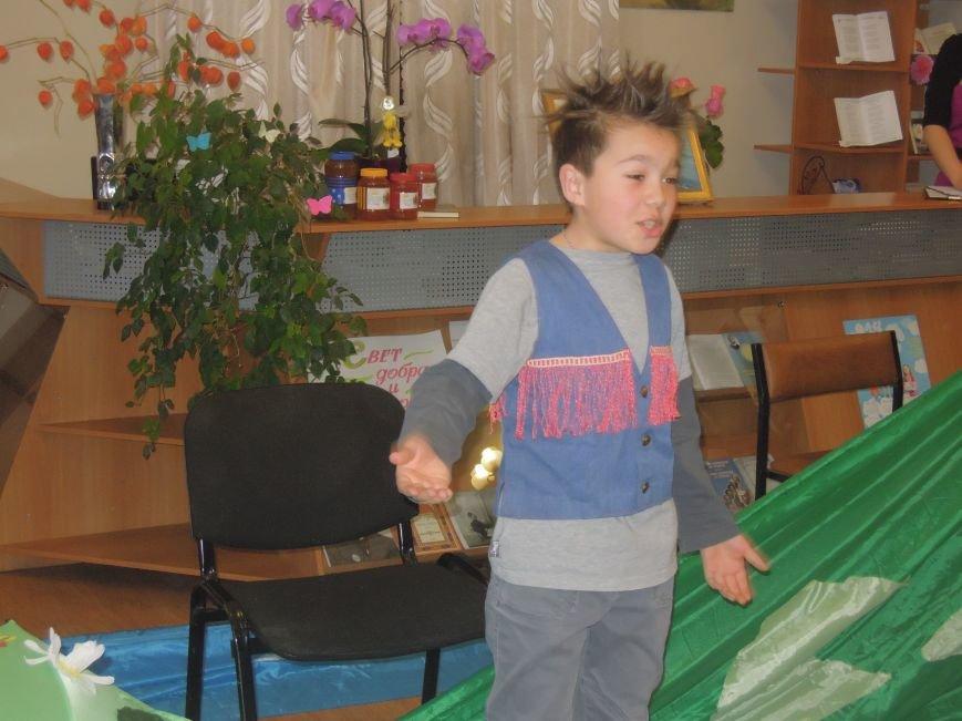 Юные поэты собрались в Симферополе в гостях у белого кролика (ФОТО), фото-1