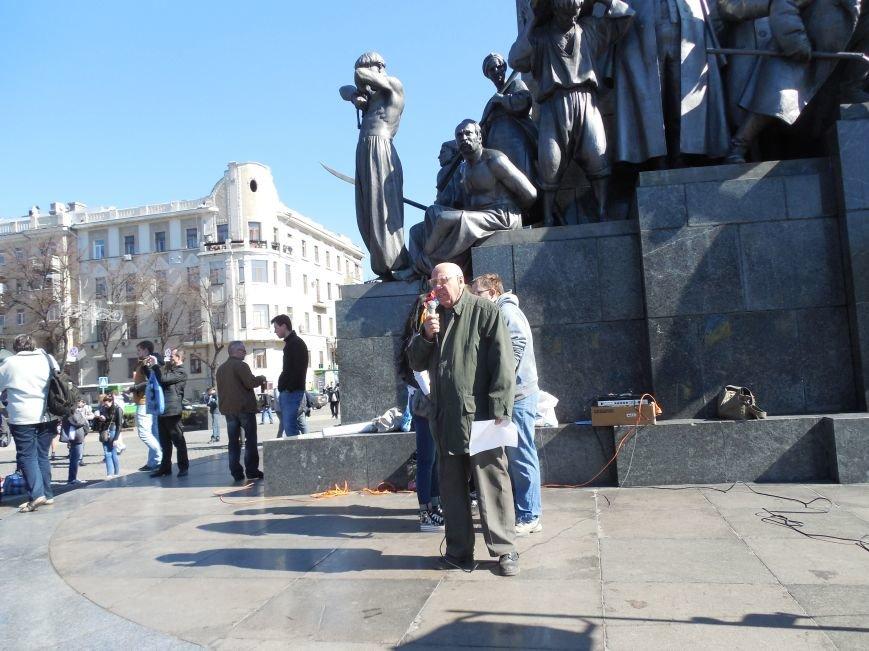 «Я кажу ні війні»: в Харькове митингует Евромайдан (ФОТО), фото-6